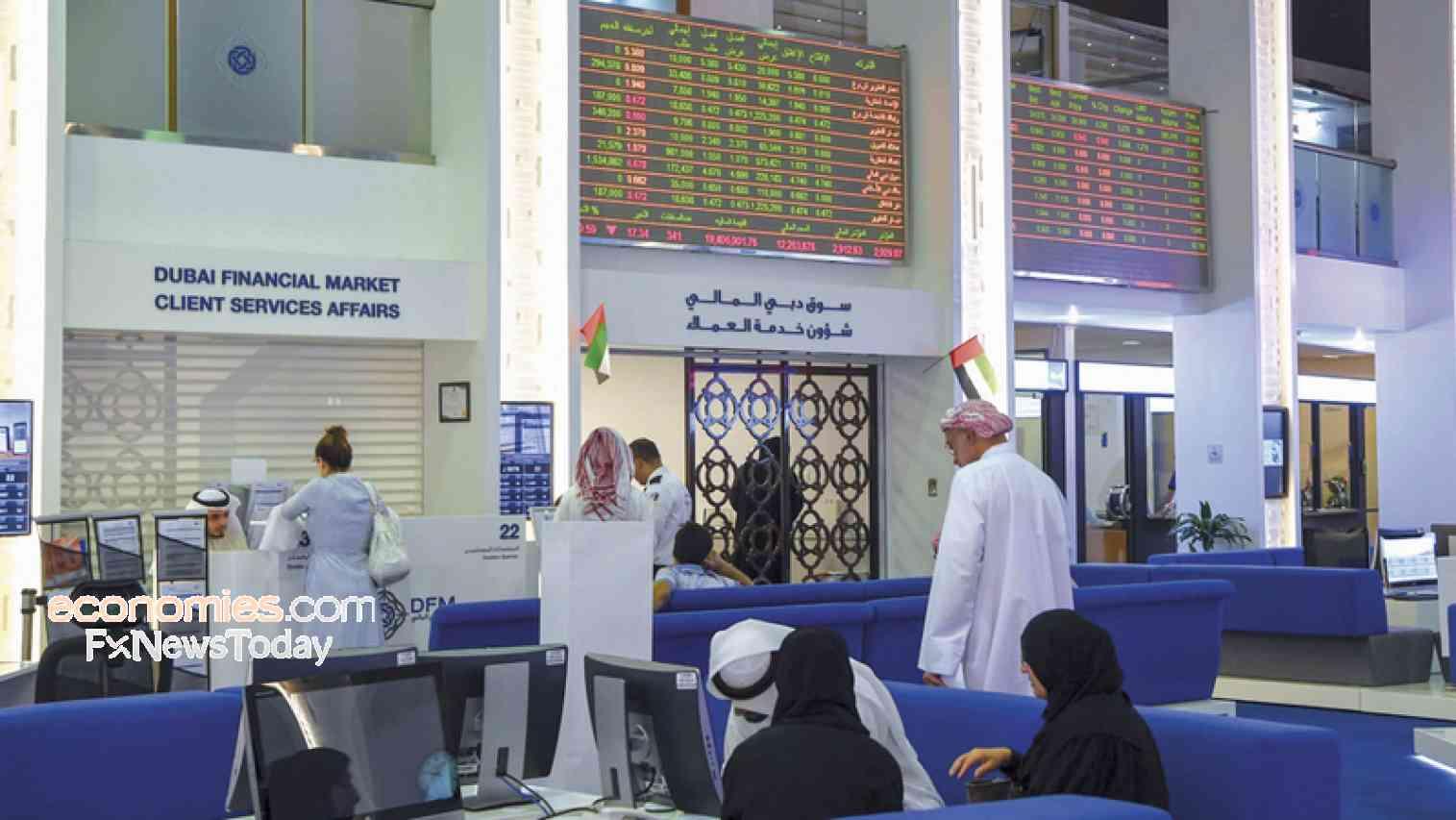 400 مليار درهم تداولات الهامش بسوق دبي المالي منذ عام 2012