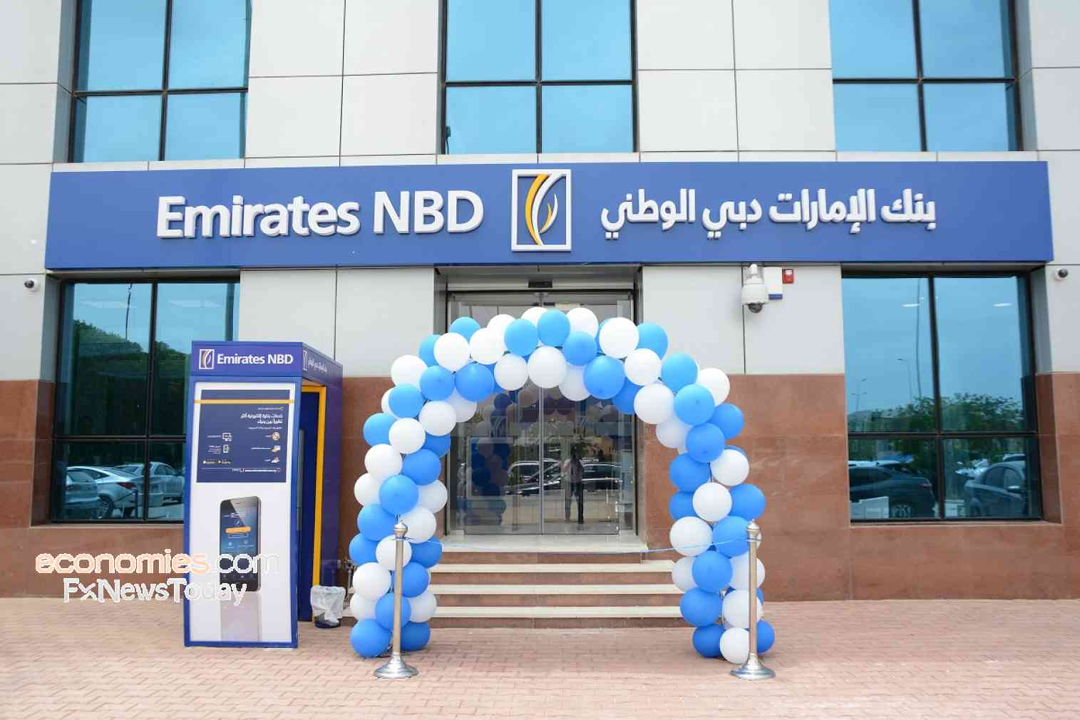 Mastercard to invest AED1.1 billion in shares of Emirates NBD's arm