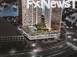 """""""ديار"""" تتوقع دخول الأعمال الإنشائية في """"شقق ميلينيوم الفندقية مون روز"""" حيز التشغيل خلال أكتوبر الجاري"""